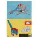 LEGO White Turntables Set 402-2 Instructions