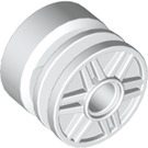LEGO White Wheel Rim Ø18 x 14 with Pin Hole (20896 / 55981)