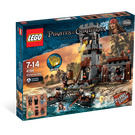 LEGO Whitecap Bay Set 4194 Packaging
