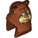 LEGO Wicket with Tan Face Paint Pattern Head (15050 / 50107)
