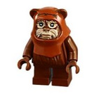 LEGO Wicket with Tan Face Paint Pattern Minifigure