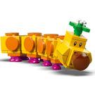 LEGO Wiggler Minifigure