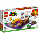 LEGO Wiggler's Poison Swamp Set 71383 Packaging