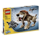 LEGO Wild Hunters Set 4884 Packaging