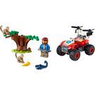LEGO Wildlife Rescue ATV Set 60300