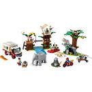 LEGO Wildlife Rescue Camp Set 60307