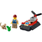 LEGO Wildlife Rescue Hovercraft Set 30570