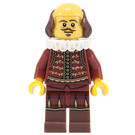 LEGO William Shakespeare Minifigure
