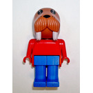 LEGO William Walrus Fabuland Figure