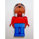LEGO William Walrus Fabuland Minifigure