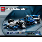 LEGO Williams F1 Team Racer Set 8461 Instructions