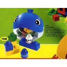 LEGO Wilma Whale Set 2104