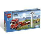 LEGO Wind Turbine Transport Set 7747 Packaging