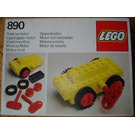 LEGO Wind-Up Motor Set 890