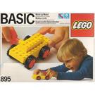 LEGO Wind-Up Motor Set 895