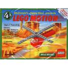LEGO Wind Whirler Set 1644-1