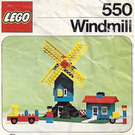 LEGO Windmill Set 550-2