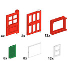 LEGO Windows and Doors Set 10044