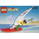 LEGO Windsurfer Set 1958