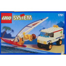 LEGO Windsurfer & Van Set 1791