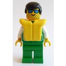 LEGO Windsurfer with Life Preserver Minifigure