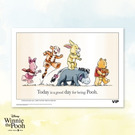 LEGO Winnie the Pooh poster - Good Day (5006817)