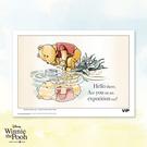 LEGO Winnie the Pooh poster - Hello (5006818)