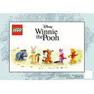 LEGO Winnie the Pooh Set 21326 Instructions