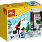 LEGO Winter Fun Set 40124 Packaging