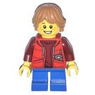 LEGO Winter Holiday Train Child Minifigure