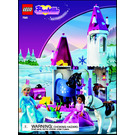LEGO Winter Royal Stables Set 7581 Instructions