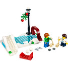 LEGO Winter Skating Scene Set 40107