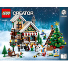 LEGO Winter Toy Shop Set 10249 Instructions