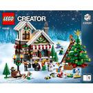 LEGO Winter Toy Shop Set 10249 Instructions