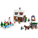 LEGO Winter Village Bakery Set 10216