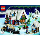 LEGO Winter Village Cottage Set 10229 Instructions