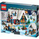 LEGO Winter Village Cottage Set 10229 Packaging