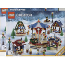 LEGO Winter Village Market Set 10235 Instructions