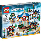 LEGO Winter Village Market Set 10235 Packaging