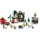 LEGO Winter Village Post Office Set 10222