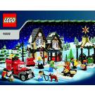 LEGO Winter Village Post Office Set 10222 Instructions