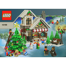 LEGO Winter Village Toy Shop Set 10199 Instructions