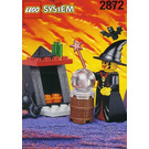 LEGO Witch and Fireplace Set 2872