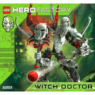 LEGO Witch Doctor Set 2283 Instructions