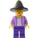 LEGO Witch Minifigure