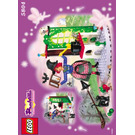 LEGO Witch's Cottage Set 5804 Instructions