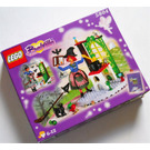 LEGO Witch's Cottage Set 5804 Packaging