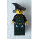 LEGO Witch with Spider Necklace Minifigure