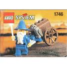 LEGO Wiz the Wizard Set 1746