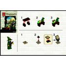 LEGO Wizard Set 7955 Instructions